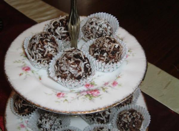 How to make No Bake Christmas treats