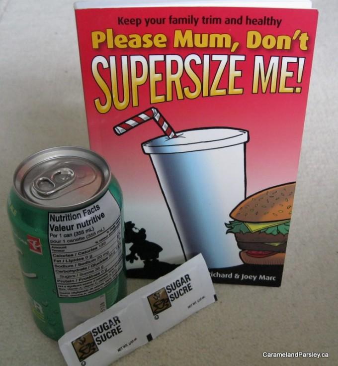 Please Mum Don't Supersize Me