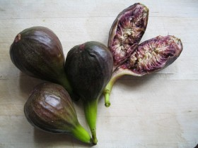 Ripe Figs - Sweet !