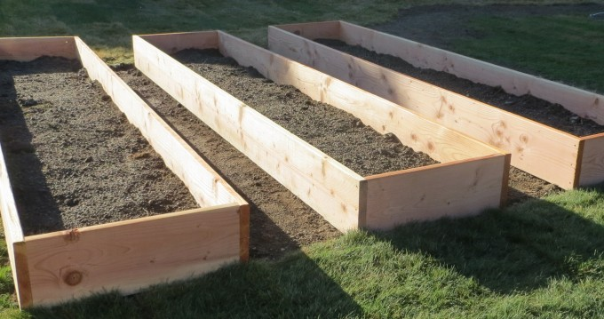 quick and easy raised beds