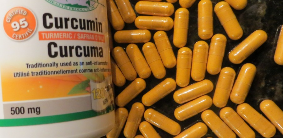 Health Canada Recall ~ Curcumin supplements