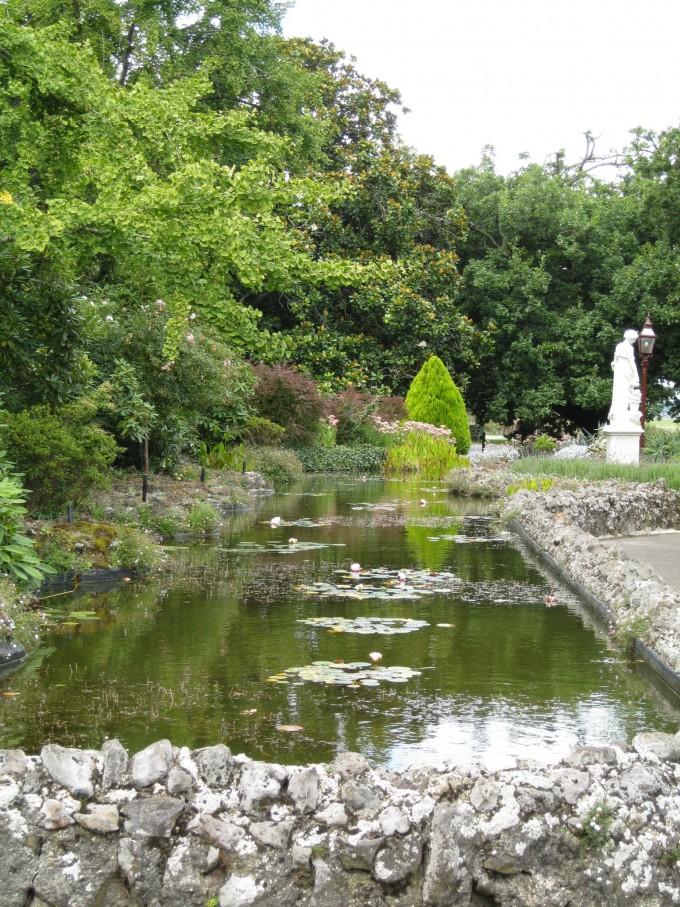 Ballarat Botanical Gardens pool