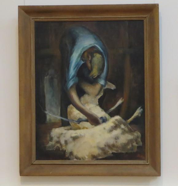 """Grahame King """"The Shearer"""""""