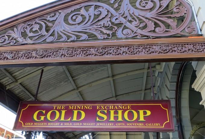 Gold Exchange & Shop, Ballarat
