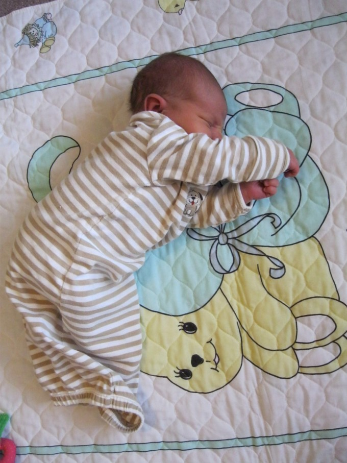 Indra newborn