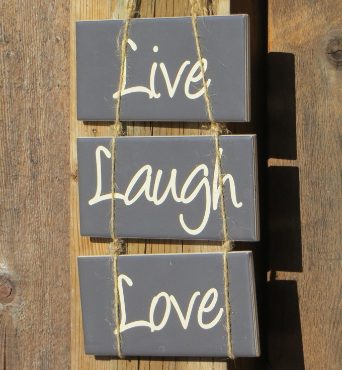 Encouragement from a lung cancer survivor - Live Laugh Love