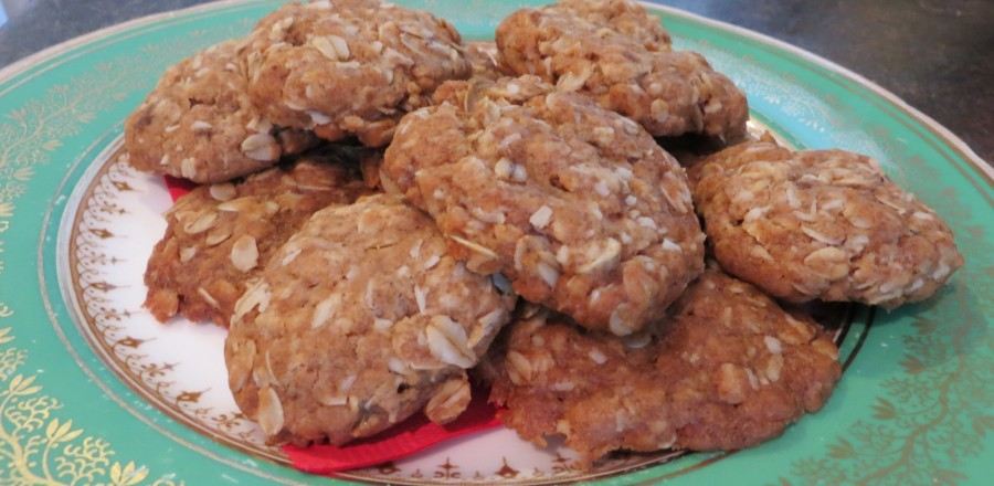Anzac Biscuits a Memorable Cookie