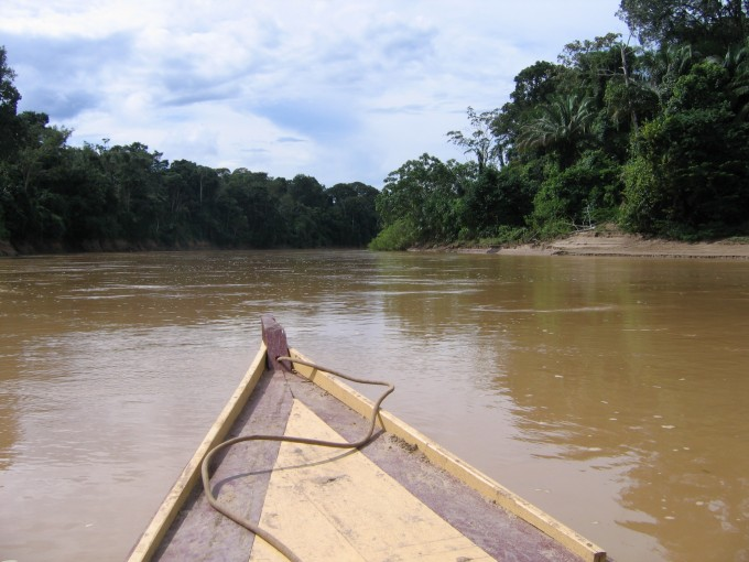 Amazon River - South America (Guest photo)