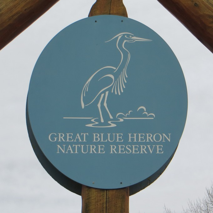 Welcome to the Great Blue Heron Reserve lodge
