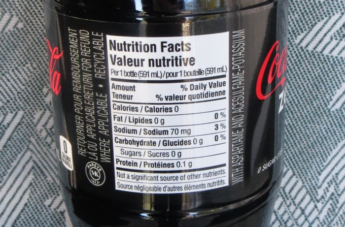 Besides the chemical content there is not a lot of nutrition in cola pop