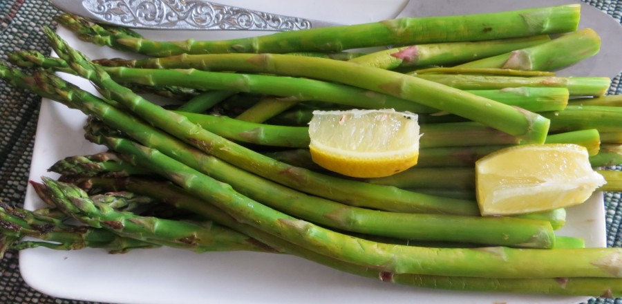 Tasty fresh vegetables are a quick & easy side dish