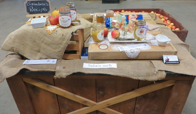 Food tasting & Jam Making Competition