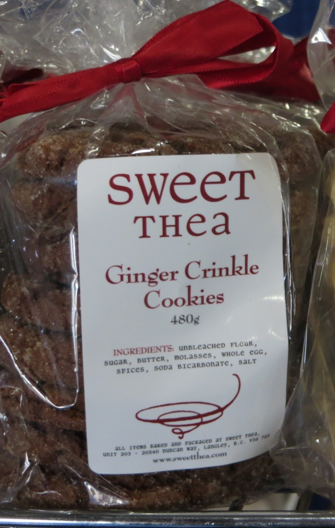 Ginger Cookies & Shortbreads