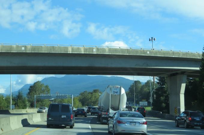 Bridges may collapse blocking traffic