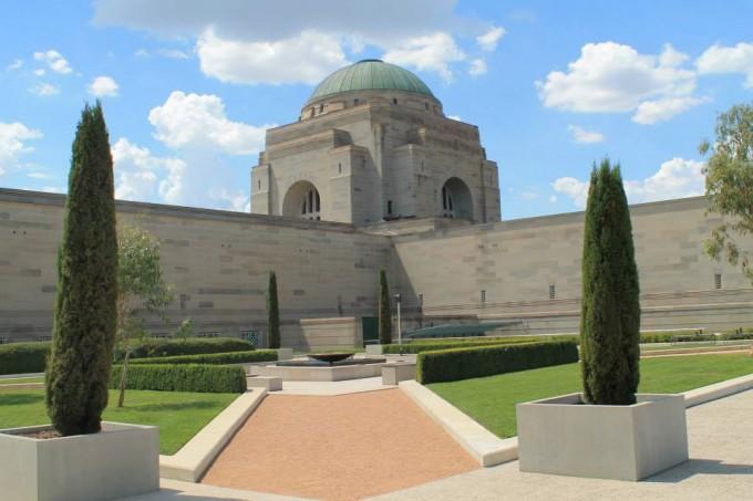 War Memorial & Museum, Canberra, ACT, Australia