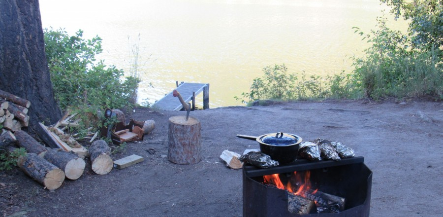Ideas for Simple Camp Cooking