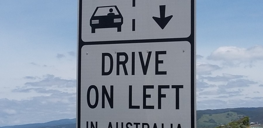 Drive on Left