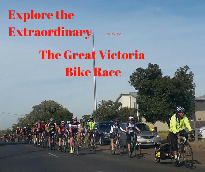 The Great Victoria Bike Race