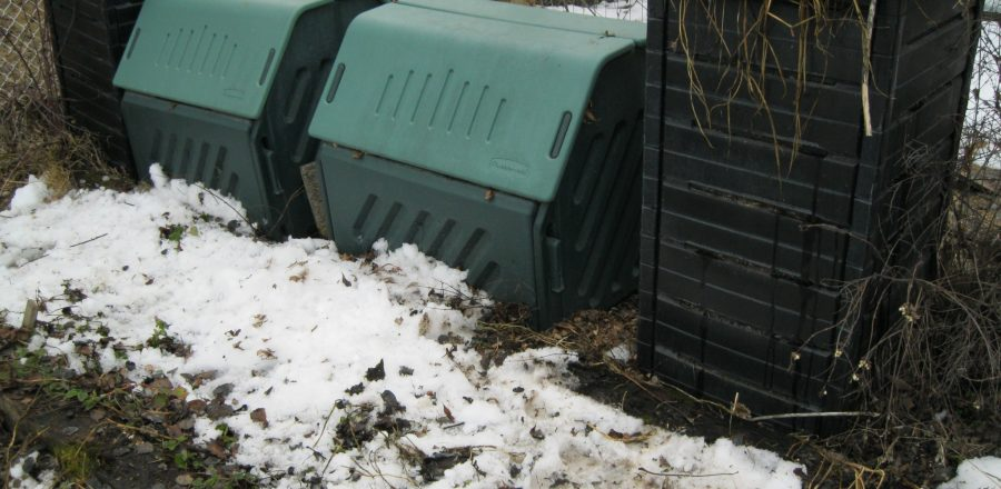 Organized recylcing