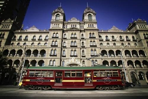 City Circle tram