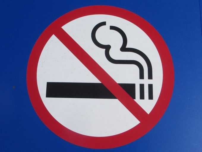 The best lung cancer prevention - QUIT smoking