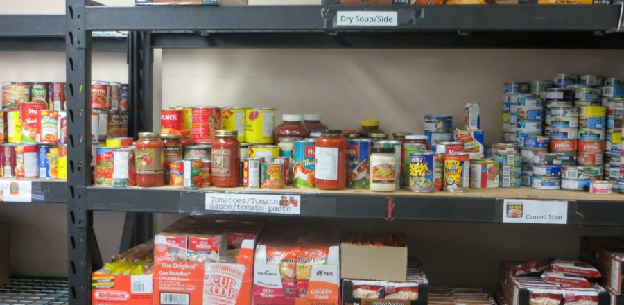 Summertime a Good Time to Support your Local Food Bank