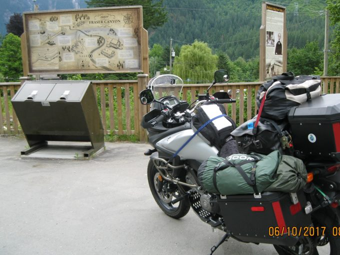 Fraser Canyon - Bike & Gear