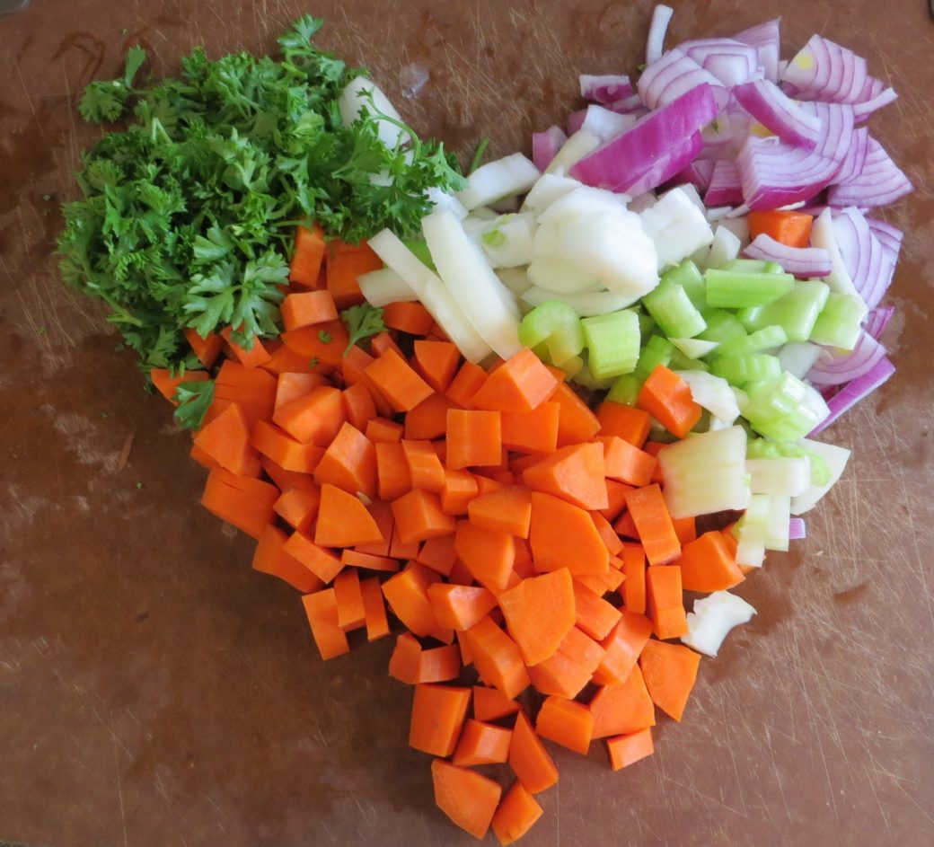 Most raw vegetables are great for a Low Carbohydrate diet