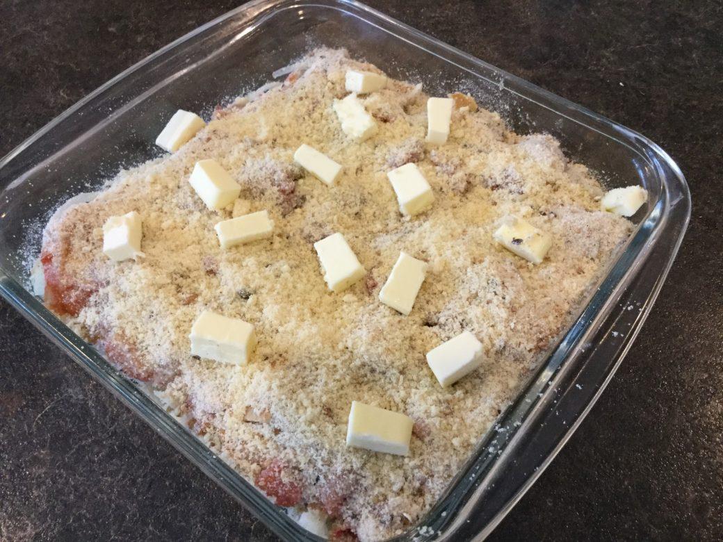 Tomato & Onion Casserole