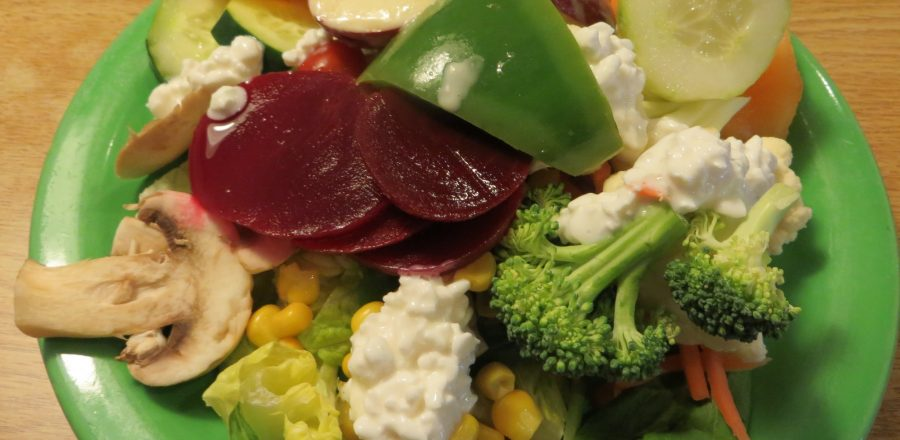 3 Super Simple Salads for Summer