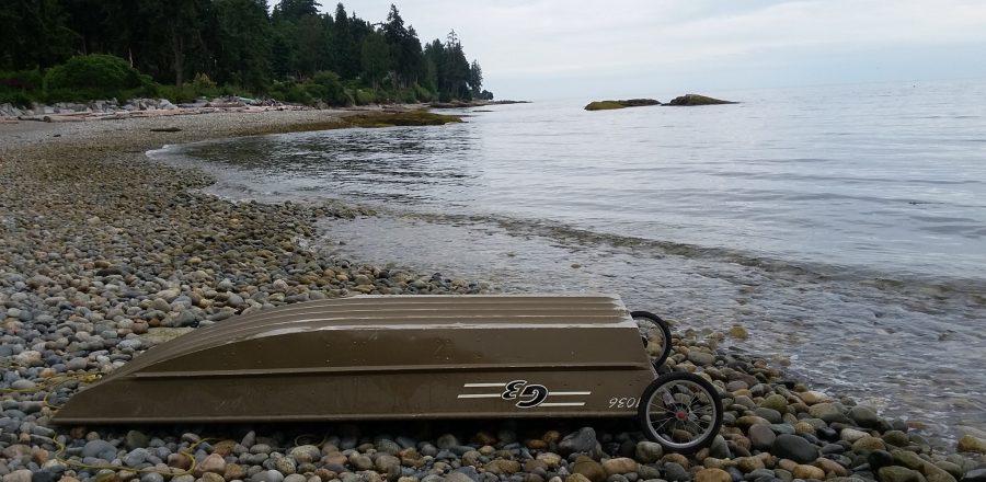 Invasive Species Watercraft Inspection in BC